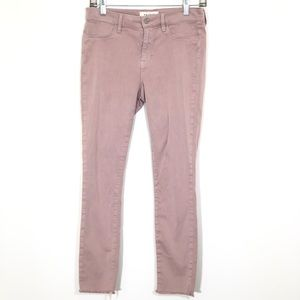 Pacsun Ankle Jeggings Lush Pink